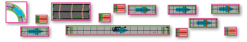 Planungshilfe Kartonmodelle Bild